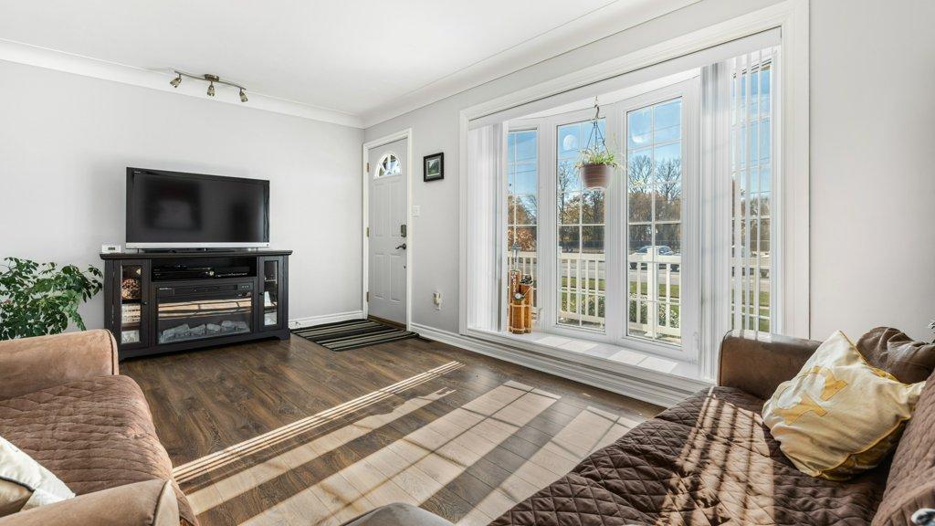 Sunstroked Livingroom