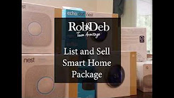 List With Us & Receive a Free Smart Home Package