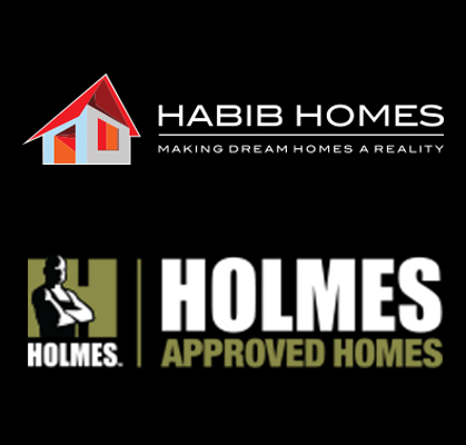 Holmes Approved Homes from Habib Homes